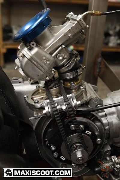 Motores especiales e injertos 29vcjds