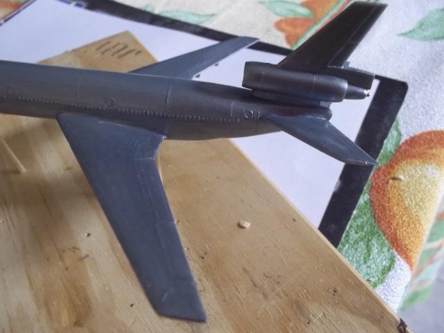 Douglas DC-10 SWISSAIR=modelex/Heller 1/450 Ref.049 (TERMINADO) 29w362q
