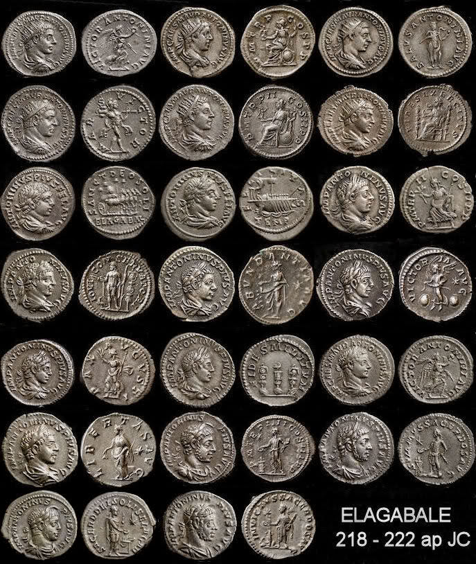 ELAGABAL:Quand la pierre d'Emèse détronna les dieux de Rome - Page 2 2ch3i9g
