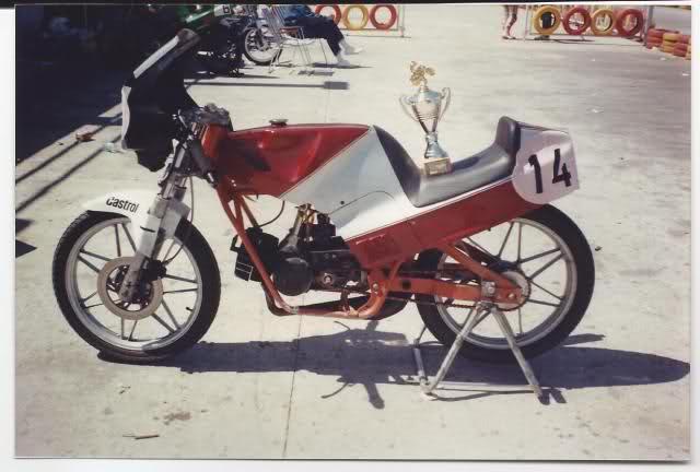 Derbi Variant Racing 2e0jjty