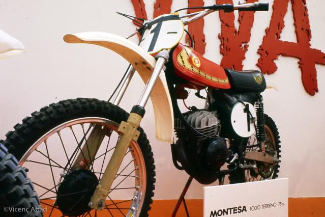 Replica Montesa Cappra 75 2eb4ryf