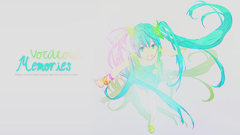 Vocaloid Memories