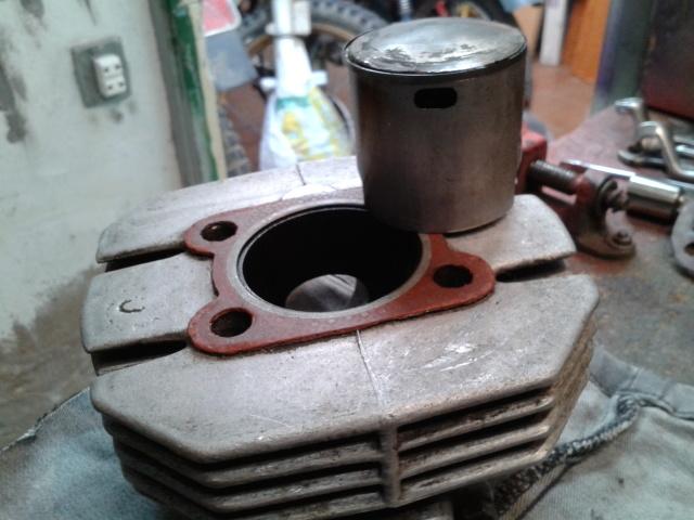 Carburador Derbi Antorcha Tricampeona SE 3V 2imb75v