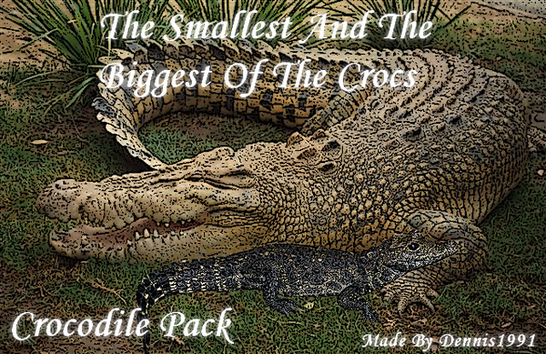 Topics tagged under crocodile on User - Made Creations 2iw0cxz
