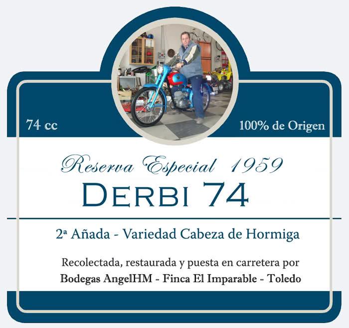 "hormiga - Derbi 74 ""Cabeza de Hormiga"" * AngelHM 2kppht"
