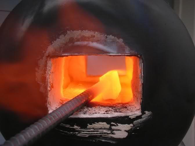 Fragua casera a Gas--Gas Forge 2lmkrip