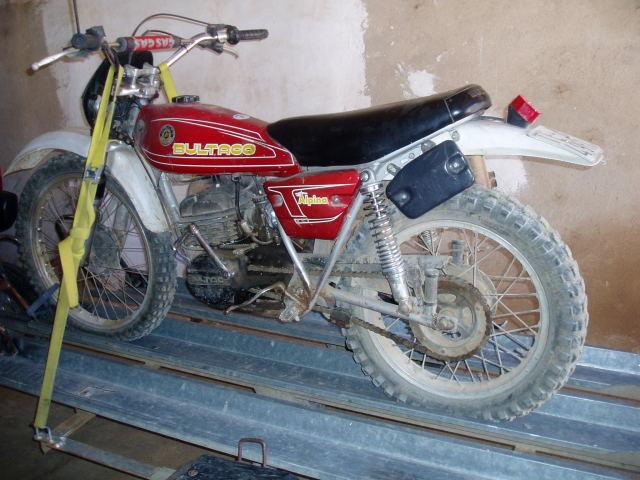 Bultaco Alpina 212 2lw94x0