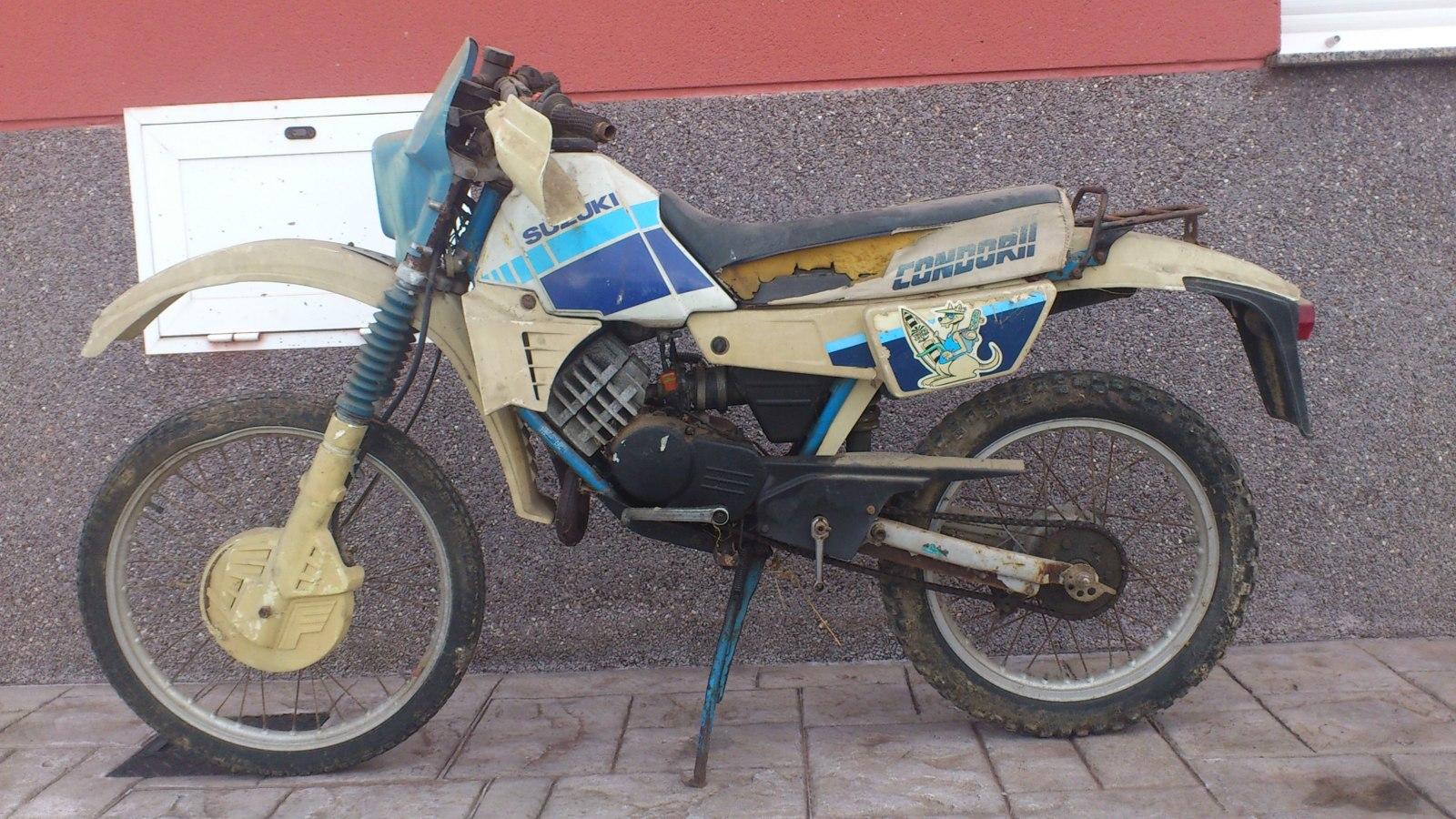 suzuki - Suzuki Condor III 2mwy1vt