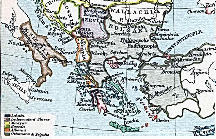 Why do we call it Greece while it's Albanian land? 2poe97c