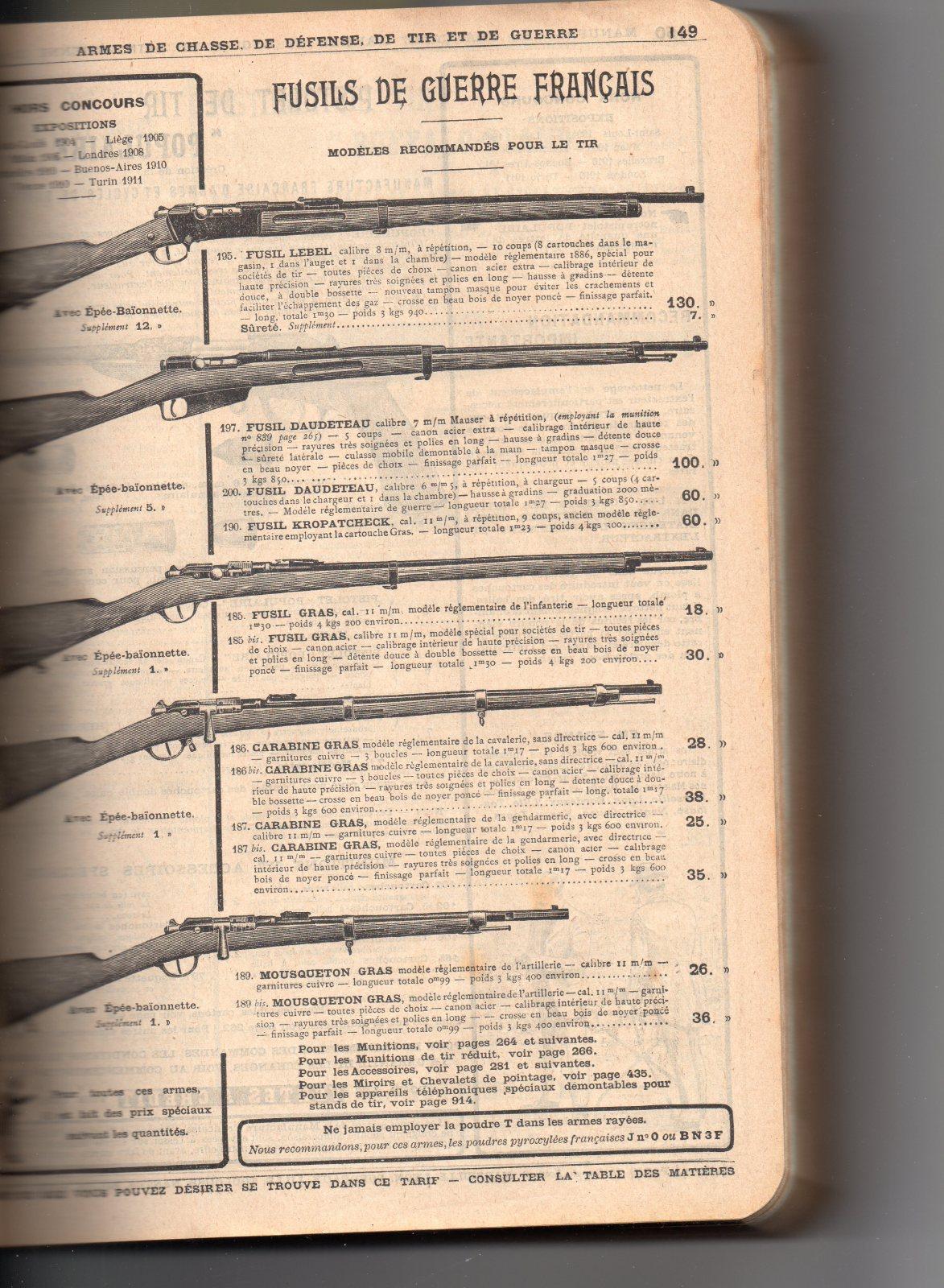 La collection de Baionnettes de P-3RI remise à jour - Page 3 2qmovwh