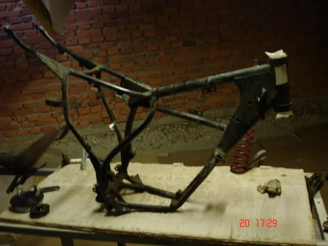 Restauración Rieju MR-80 Pata Negra 2uztdfc