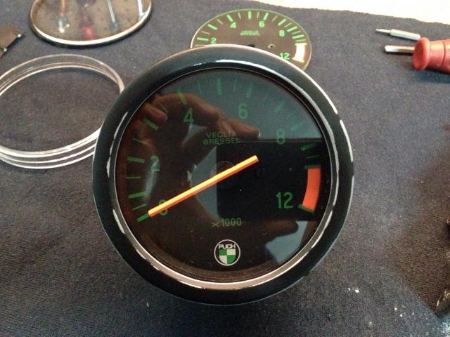 Puch Varias - Relojes RPM Diferentes Modelos 2vdm96u
