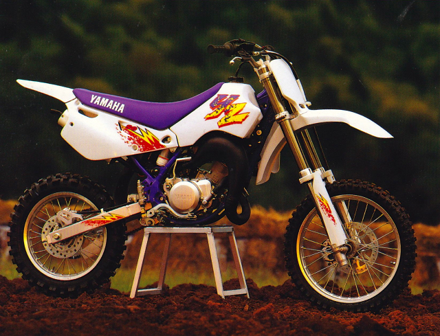 Motos TT y Cross de 80 cc 2viqk2o