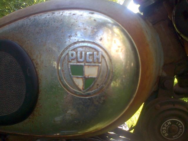 Puch 175 SV   2wf4chh