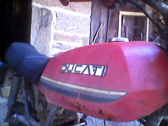 Ducati Strada 250 1979 2ym7l35