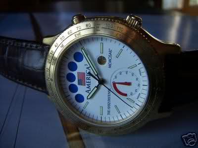 Yachtingraf la plus belle montre de régate. 330eged