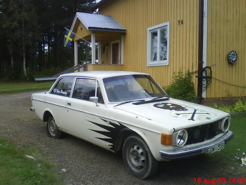 Jaxy -  Volvo 140 - B20 förgasarturbo (sommar uppdate) 33e52ts