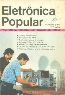 Revistas de Eletrônica Descontinuadas 33msvet