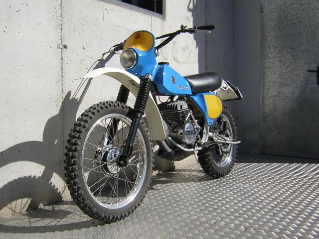 Mi Bultaco Frontera MK-10 250 34e6fb6