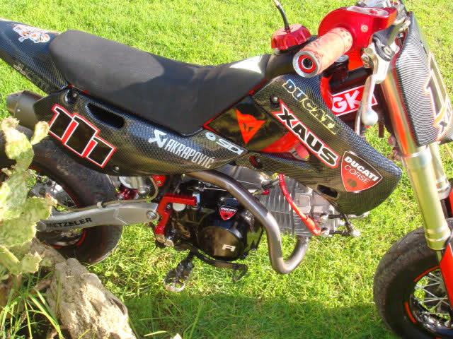 Que cantidad de ciclomotores Ducati juntos 34g1r7t
