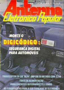 Revistas de Eletrônica Descontinuadas 358842d