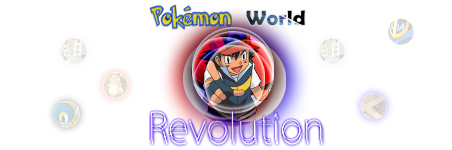 Pokemon World Revolution