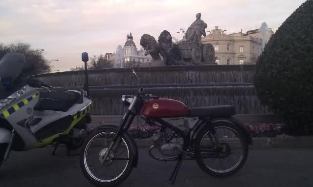 Mi Montesa Ciclo (Impalita) 4imqtc