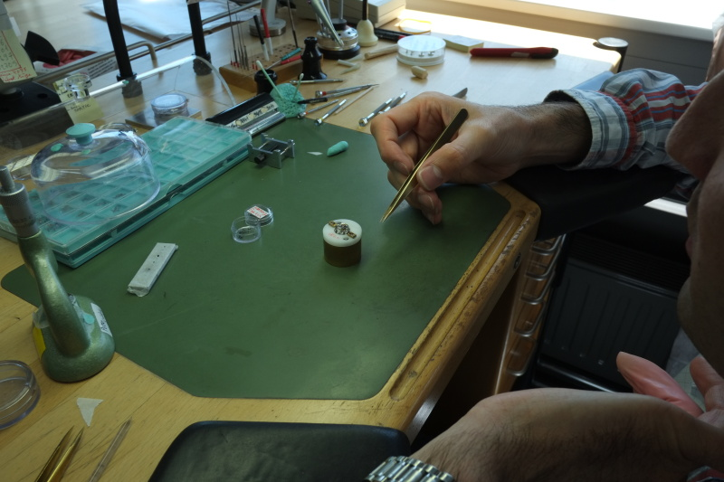 Compte rendu de la visite de la manufacture Zénith  4qkfg1