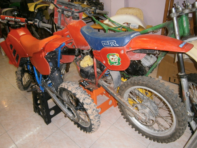 Motos TT y Cross de 80 cc 4qmrzd