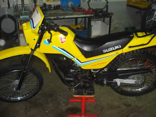 "Suzuki Minicross ""Made in Gijón"" 4vfrs9"