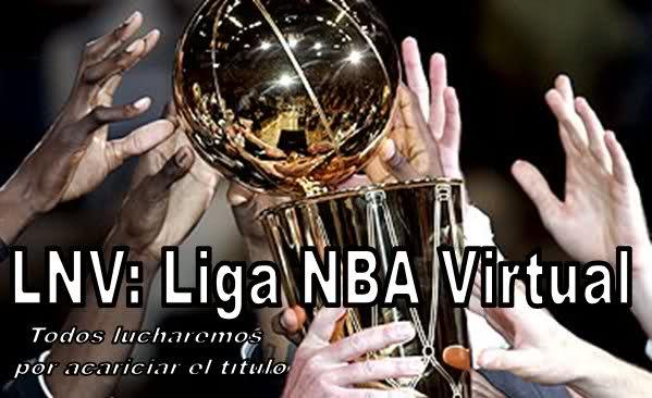 LNV: Liga NBA Virtual