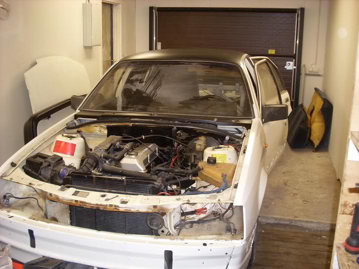 Daniel - Opel Rekord turbo 5occhw
