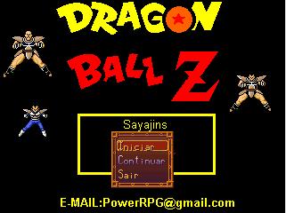[RM2k]Dragon Ball Z - Sayajins 6j3ode