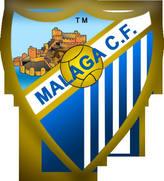 8 diseños del escudo del Malaga, formato PNG, 536px por 610px 978okm