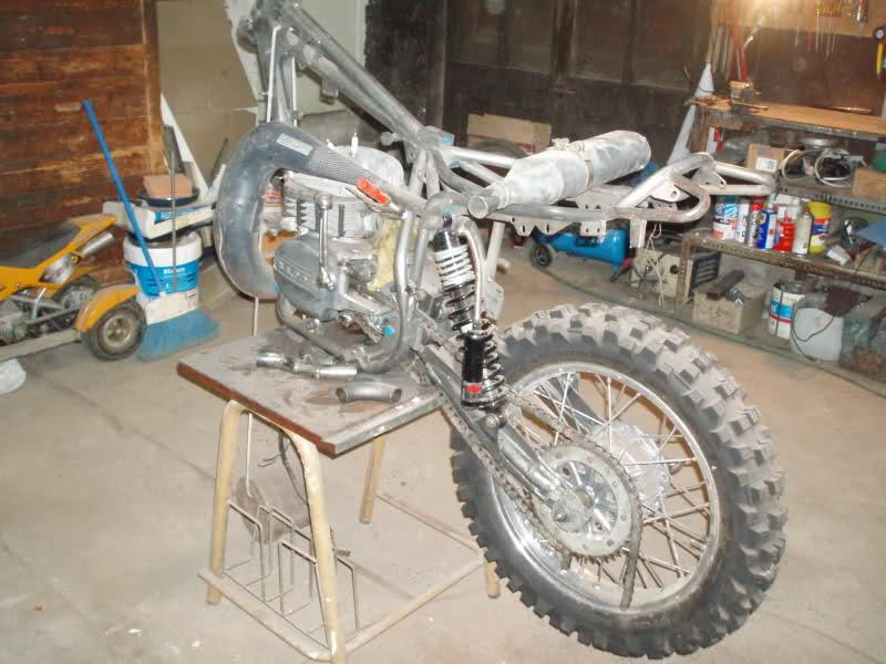 Bultaco Frontera MK11 370 - Restauración A3p4xf