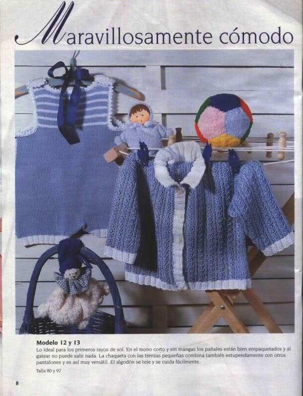 chaquetitas bebe - Patrones para realizar chaquetitas de bebés (Matilde) Akiq79