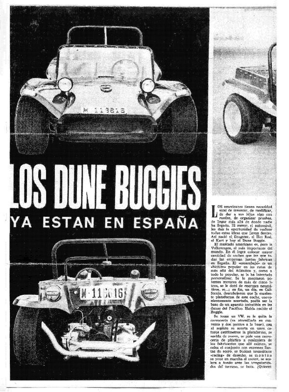 BUGGYS triple VW Atm3nl