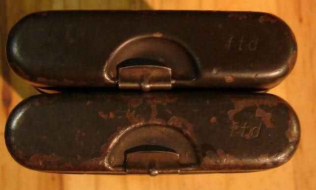 Boites de nettoyage R.G. 34 pour Mauser 98k - Page 2 Dpi71l