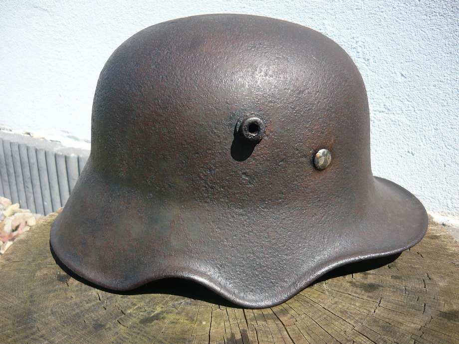 casque M18 à échancrures reconditionné 1940  Jsiohk