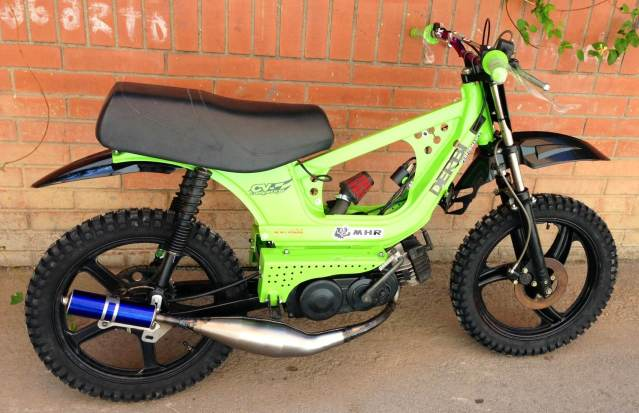 Derbi Variant Cross, empieza la metamorfosis K9i8mp
