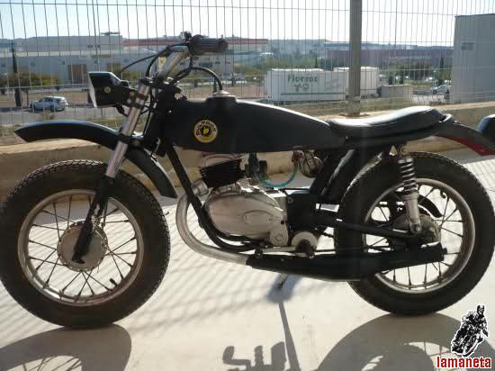 Bultaco 49 y 49 GT de carretera M9au7r