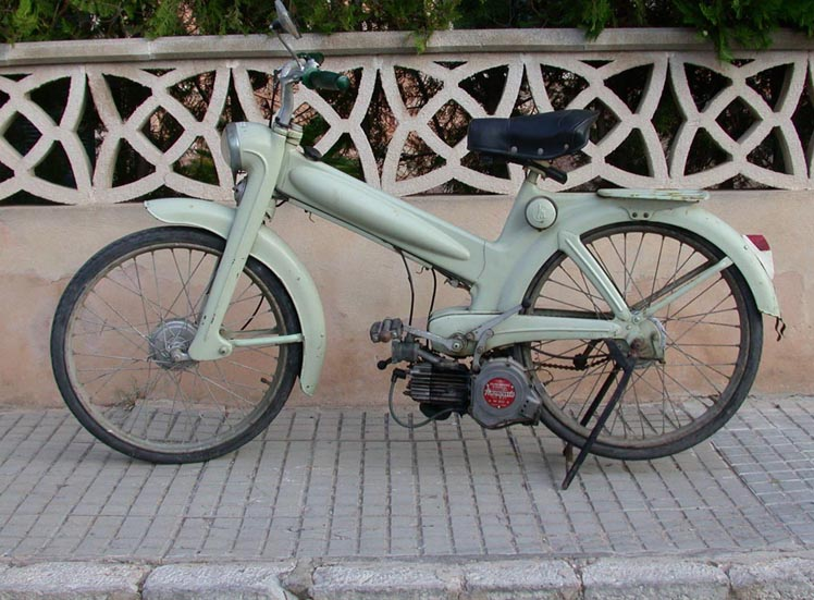 Velomotores Mosquito O6aadh