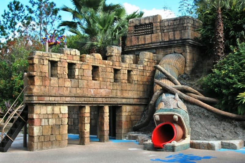 Dig Site - The Lost City of Cibola (main pool) O7v82e