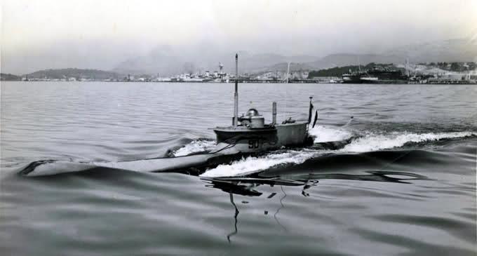 U-Boat et Marine Nationale à Toulon (83), 1944-1954 Qqthsi