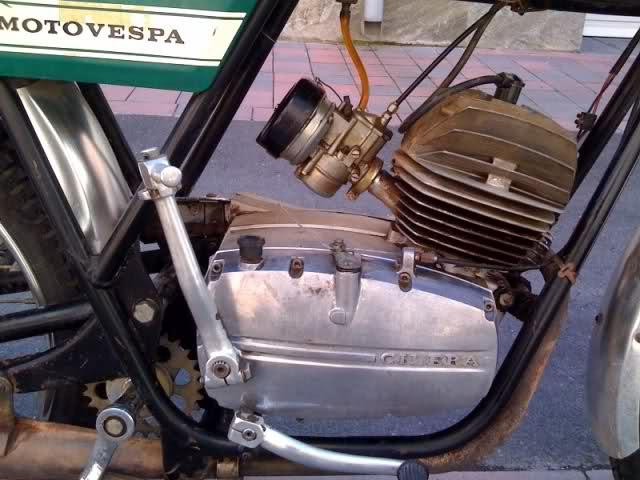 Motovespa Gilera 50 Rmji9x