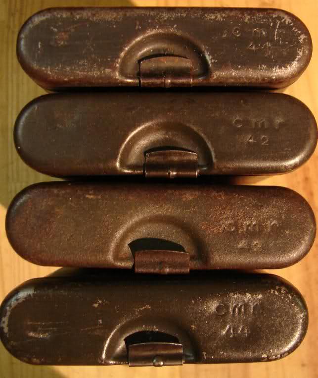 Boites de nettoyage R.G. 34 pour Mauser 98k - Page 2 Rt01mo