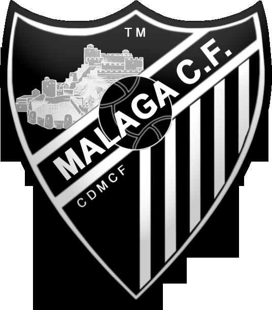 8 diseños del escudo del Malaga, formato PNG, 536px por 610px Rup8qq