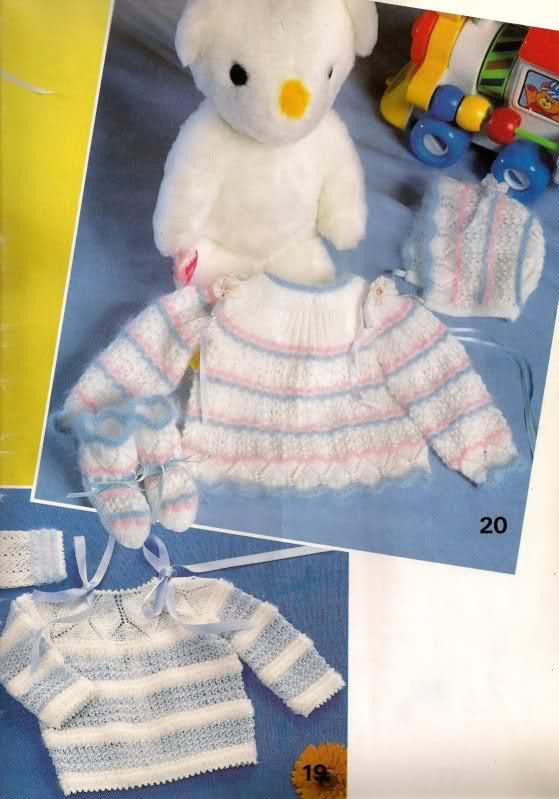 Chambritas para bebés (patrones para Cony) Rw4c4z