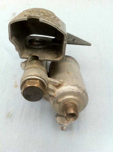 Amal - Carburador Desconocido T9y14h