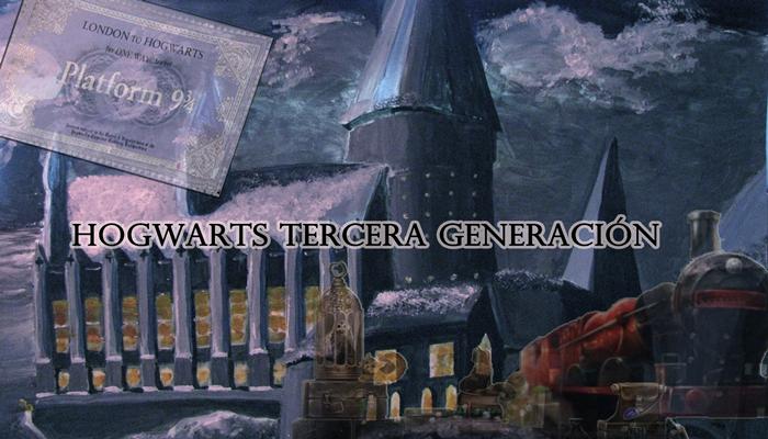 Hogwarts Tercera Generación